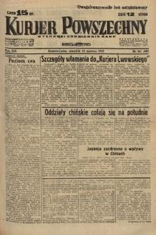 Kurjer Powszechny. 1935, nr161