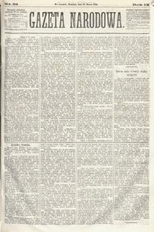 Gazeta Narodowa. 1870, nr84