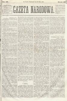 Gazeta Narodowa. 1870, nr85