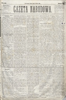 Gazeta Narodowa. 1870, nr86
