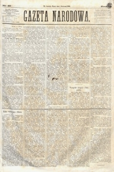 Gazeta Narodowa. 1870, nr89