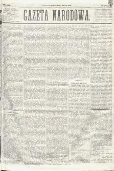 Gazeta Narodowa. 1870, nr91