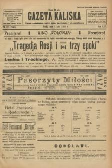 Gazeta Kaliska : pismo codzienne, polityczne, społeczne i ekonomiczne. R.30, № 26 (1 lutego 1922) = nr 7065