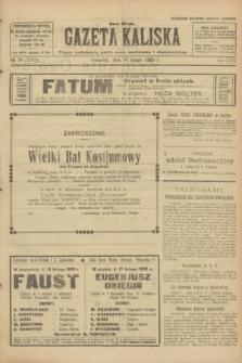 Gazeta Kaliska : pismo codzienne, polityczne, społeczne i ekonomiczne. R.30, № 38 (16 lutego 1922) = nr 7077