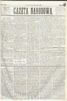 Gazeta Narodowa. 1870, nr93