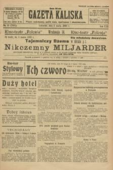 Gazeta Kaliska : pismo codzienne, polityczne, społeczne i ekonomiczne. R.30, № 50 (2 marca 1922) = nr 7089