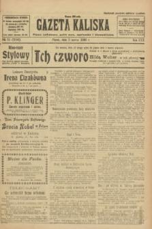 Gazeta Kaliska : pismo codzienne, polityczne, społeczne i ekonomiczne. R.30, № 51 (3 marca 1922) = nr 7090