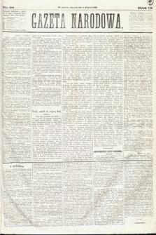 Gazeta Narodowa. 1870, nr94