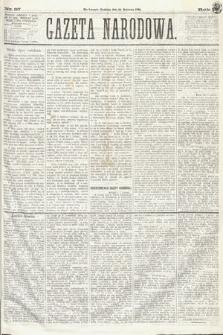 Gazeta Narodowa. 1870, nr97