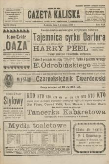 Gazeta Kaliska : pismo codzienne, polityczne, społeczne i ekonomiczne. R.30, № 82 (9 kwietnia 1922) = nr 7121