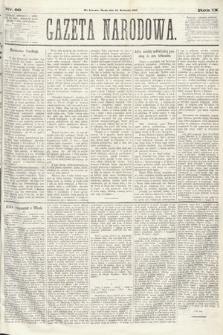 Gazeta Narodowa. 1870, nr99