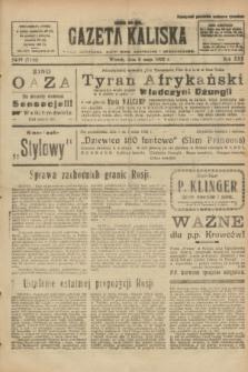 Gazeta Kaliska : pismo codzienne, polityczne, społeczne i ekonomiczne. R.30, № 99 (2 maja 1922) = nr 7138