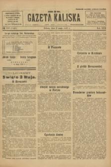 Gazeta Kaliska : pismo codzienne, polityczne, społeczne i ekonomiczne. R.30, № 103 (6 maja 1922) = nr 7141