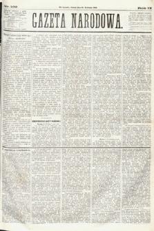 Gazeta Narodowa. 1870, nr102
