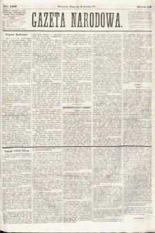 Gazeta Narodowa. 1870, nr106