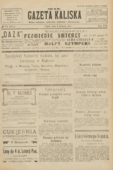 Gazeta Kaliska : pismo codzienne, polityczne, społeczne i ekonomiczne. R.30, № 175 (4 sierpnia 1922) = nr 7214