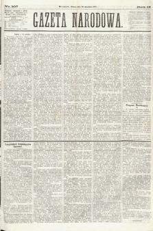 Gazeta Narodowa. 1870, nr107