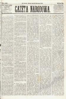 Gazeta Narodowa. 1870, nr109