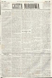 Gazeta Narodowa. 1870, nr110