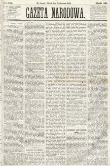 Gazeta Narodowa. 1870, nr112