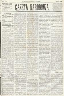 Gazeta Narodowa. 1870, nr115