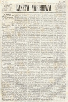 Gazeta Narodowa. 1870, nr119