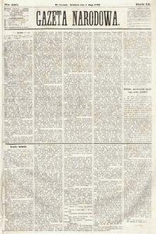 Gazeta Narodowa. 1870, nr120