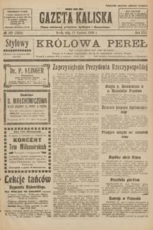 Gazeta Kaliska : pismo codzienne, polityczne, społeczne i ekonomiczne. R.30, № 283 (13 grudnia 1922) = nr 7322