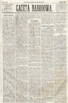 Gazeta Narodowa. 1870, nr121
