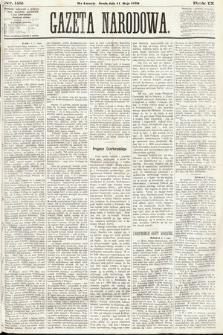 Gazeta Narodowa. 1870, nr122