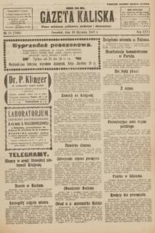 Gazeta Kaliska : pismo codzienne, polityczne, społeczne i ekonomiczne. R.31, № 13 (18 stycznia 1923) = nr 7348