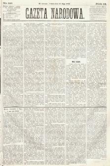 Gazeta Narodowa. 1870, nr125