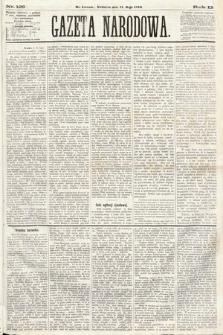 Gazeta Narodowa. 1870, nr126