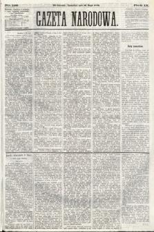 Gazeta Narodowa. 1870, nr129