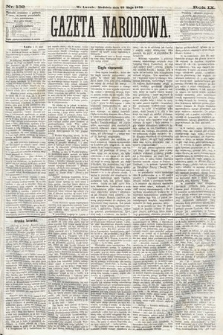 Gazeta Narodowa. 1870, nr132