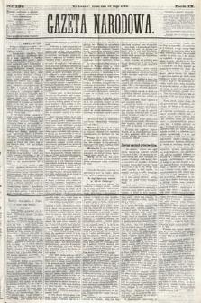 Gazeta Narodowa. 1870, nr134