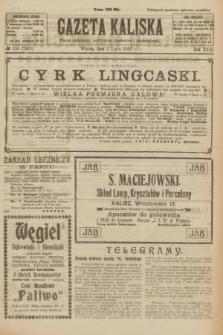 Gazeta Kaliska : pismo codzienne, polityczne, społeczne i ekonomiczne. R.31, № 146 (3 lipca 1923) = nr 7481