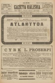 Gazeta Kaliska : pismo codzienne, polityczne, społeczne i ekonomiczne. R.31, № 147 (4 lipca 1923) = nr 7482