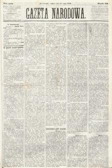 Gazeta Narodowa. 1870, nr136