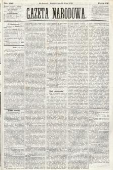 Gazeta Narodowa. 1870, nr137