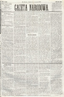 Gazeta Narodowa. 1870, nr139
