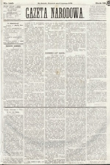 Gazeta Narodowa. 1870, nr140