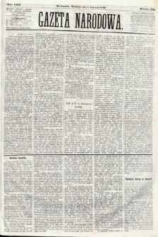 Gazeta Narodowa. 1870, nr143