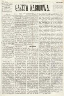 Gazeta Narodowa. 1870, nr145