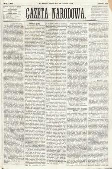 Gazeta Narodowa. 1870, nr146