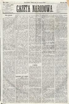 Gazeta Narodowa. 1870, nr147