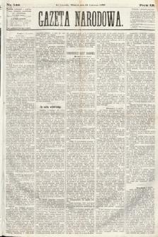 Gazeta Narodowa. 1870, nr149