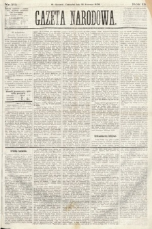 Gazeta Narodowa. 1870, nr151