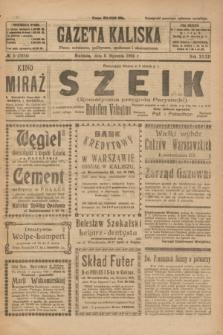 Gazeta Kaliska : pismo codzienne, polityczne, społeczne i ekonomiczne. R.32, № 5 (6 stycznia 1924) = nr 7634