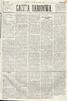 Gazeta Narodowa. 1870, nr155